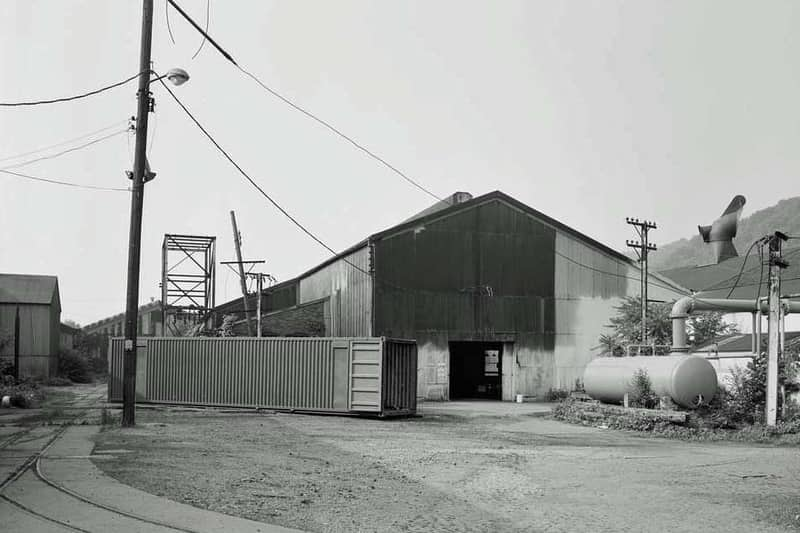 Alquippa Forge building